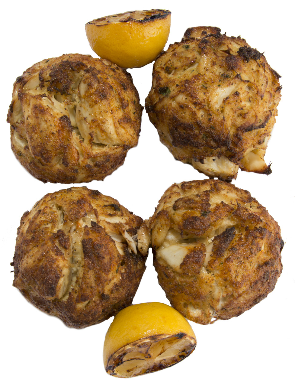 Crab Cake Menu Description