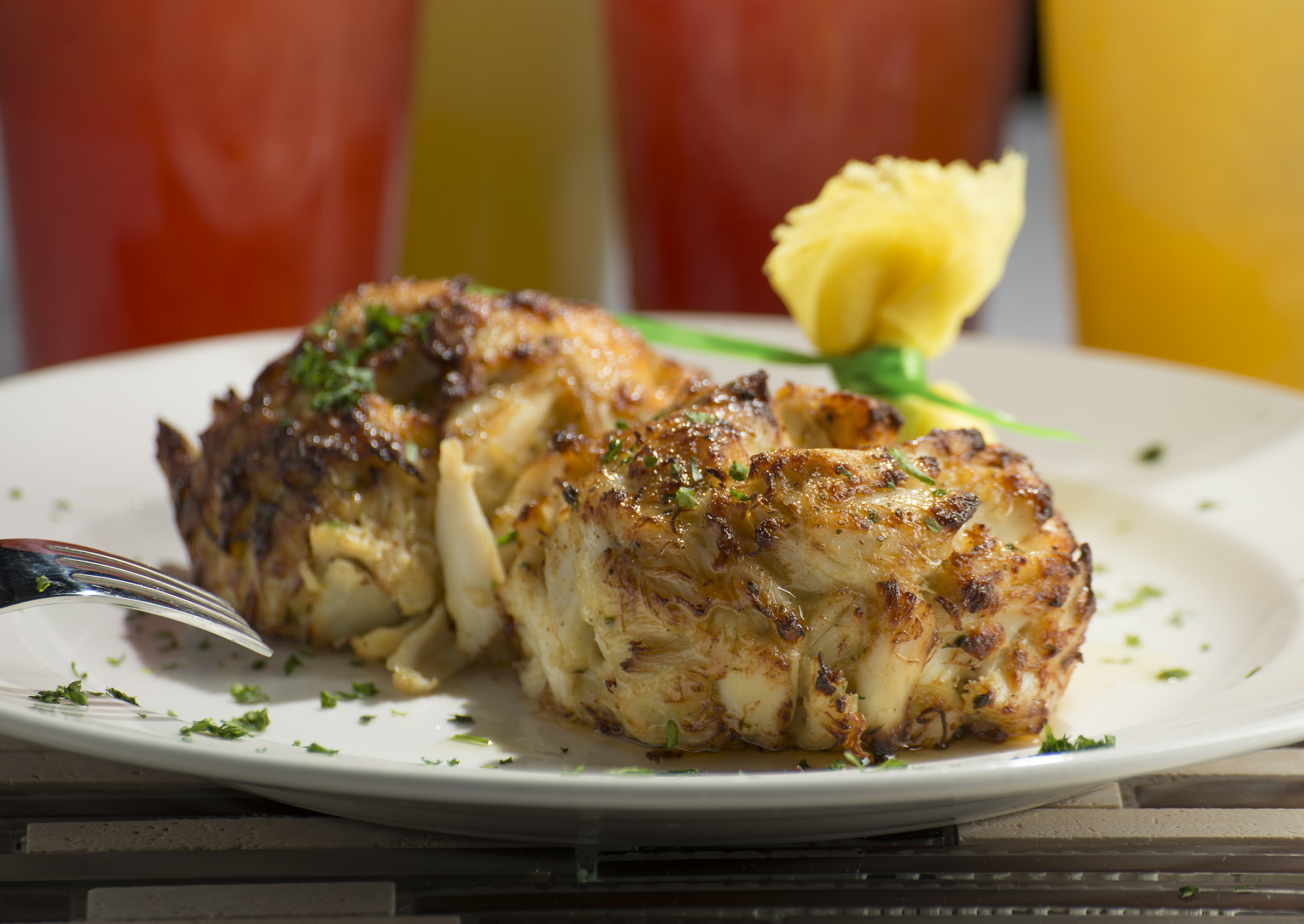 Maryland Restaurant Crab Cake Recipe