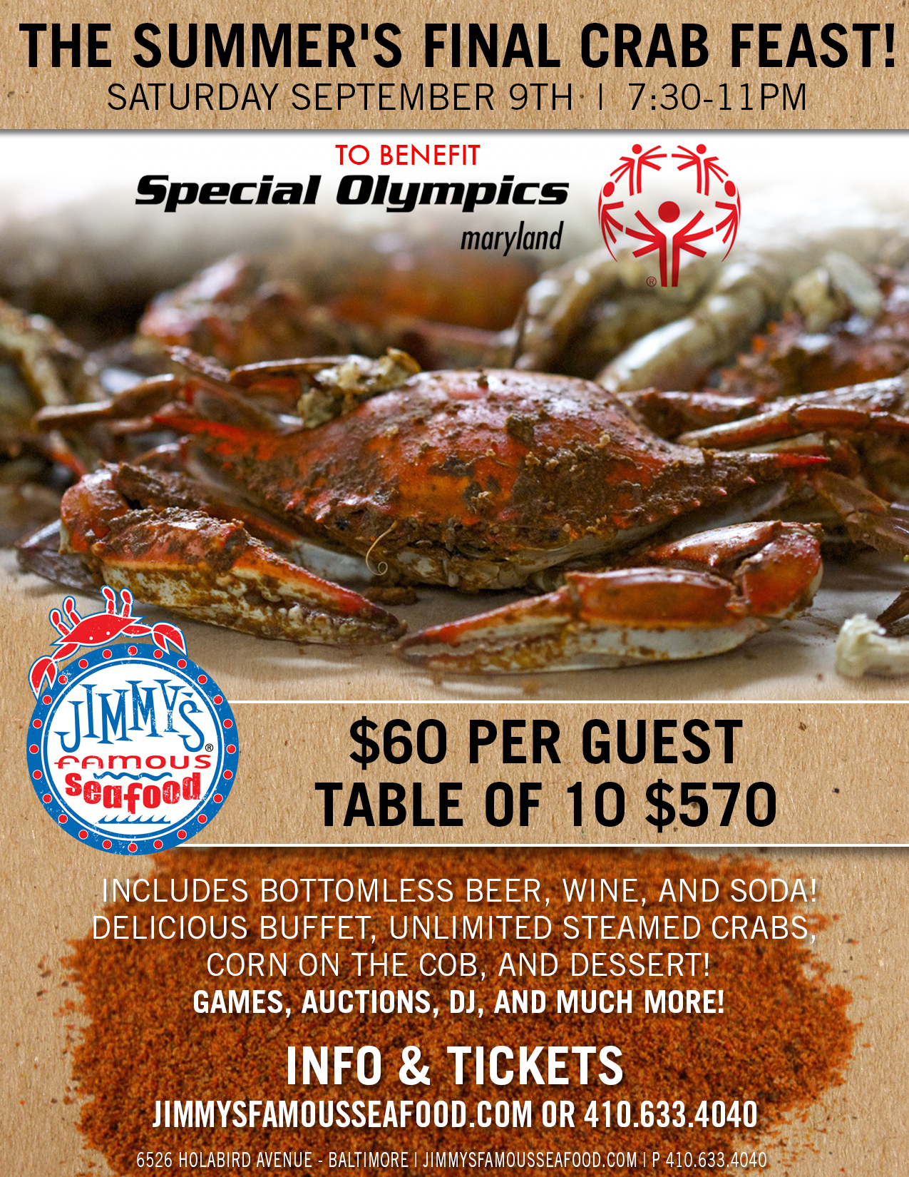 Jimmy crab - Florida beaches vacation