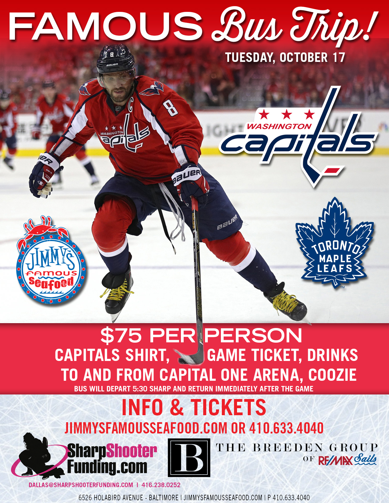 Capitals vs Maple Leafs 10-17  9fa70749947